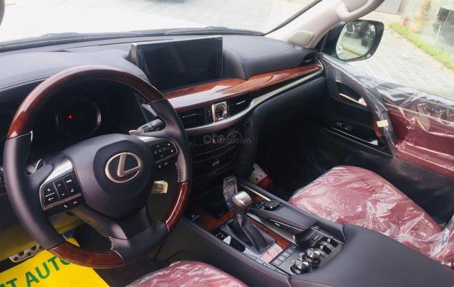 MT Auto bán xe Lexus LX570S Super Sport sx 2019, màu trắng, xe nhập khẩu Trung Đông, giá tốt - LH: Em Hương: 09453924686