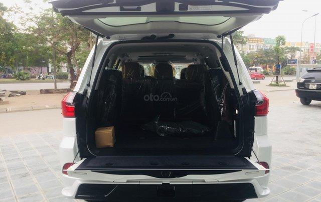 MT Auto bán xe Lexus LX570S Super Sport sx 2019, màu trắng, xe nhập khẩu Trung Đông, giá tốt - LH: Em Hương: 094539246811
