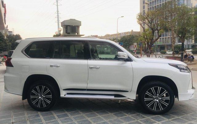 MT Auto bán xe Lexus LX570S Super Sport sx 2019, màu trắng, xe nhập khẩu Trung Đông, giá tốt - LH: Em Hương: 094539246813