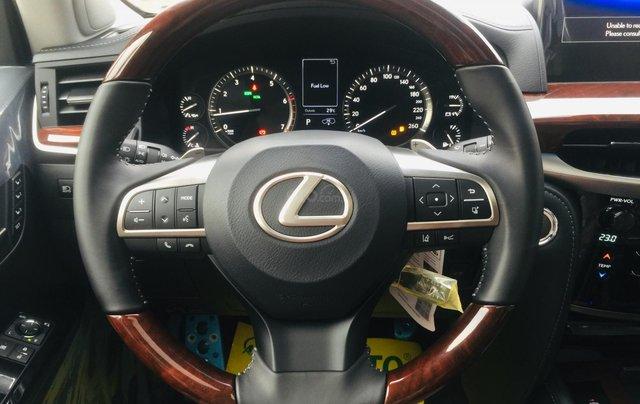 MT Auto bán xe Lexus LX570S Super Sport sx 2019, màu trắng, xe nhập khẩu Trung Đông, giá tốt - LH: Em Hương: 094539246815