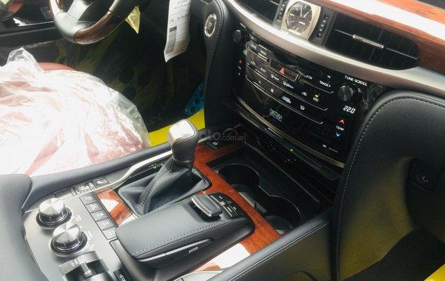 MT Auto bán xe Lexus LX570S Super Sport sx 2019, màu trắng, xe nhập khẩu Trung Đông, giá tốt - LH: Em Hương: 094539246817