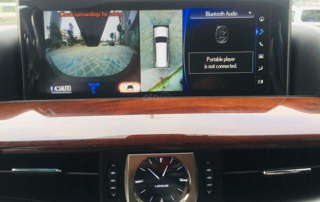 MT Auto bán xe Lexus LX570S Super Sport sx 2019, màu trắng, xe nhập khẩu Trung Đông, giá tốt - LH: Em Hương: 094539246821