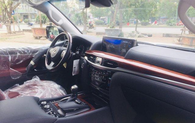 MT Auto bán xe Lexus LX570S Super Sport sx 2019, màu trắng, xe nhập khẩu Trung Đông, giá tốt - LH: Em Hương: 094539246820