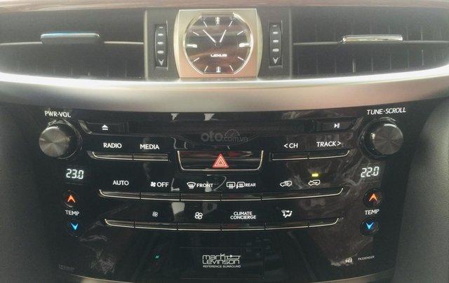 MT Auto bán xe Lexus LX570S Super Sport sx 2019, màu trắng, xe nhập khẩu Trung Đông, giá tốt - LH: Em Hương: 094539246822