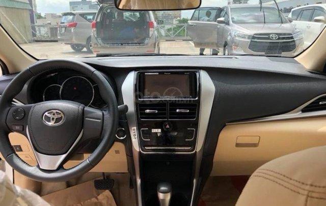 Toyota Tân Cảng hỗ trợ mua xe Vios 2019 trọn gói chỉ với 150 triệu - Xe đủ màu giao ngay trong ngày -LH 09019233993