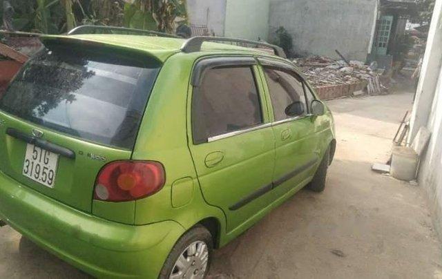 Bán xe Daewoo Matiz năm sản xuất 2005, xe tập lái như hình1