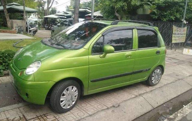 Bán xe Daewoo Matiz năm sản xuất 2005, xe tập lái như hình0