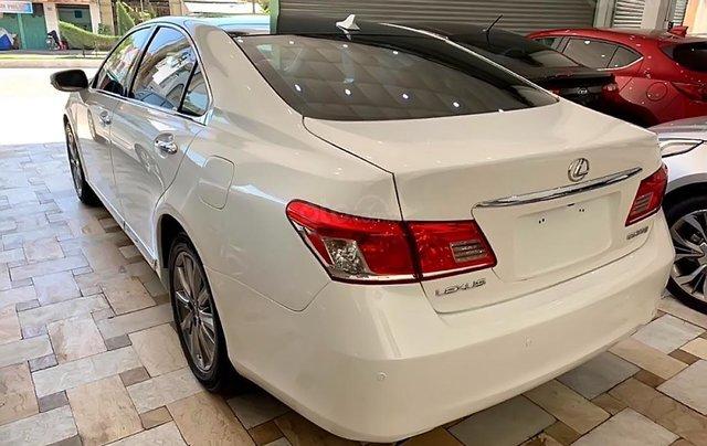 Bán Lexus ES 350 năm sản xuất 2009, màu trắng, xe nhập1
