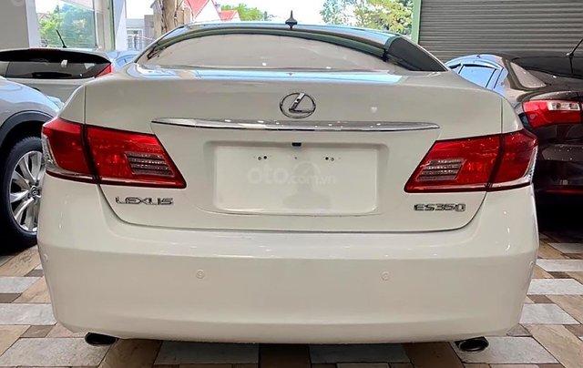 Bán Lexus ES 350 năm sản xuất 2009, màu trắng, xe nhập3