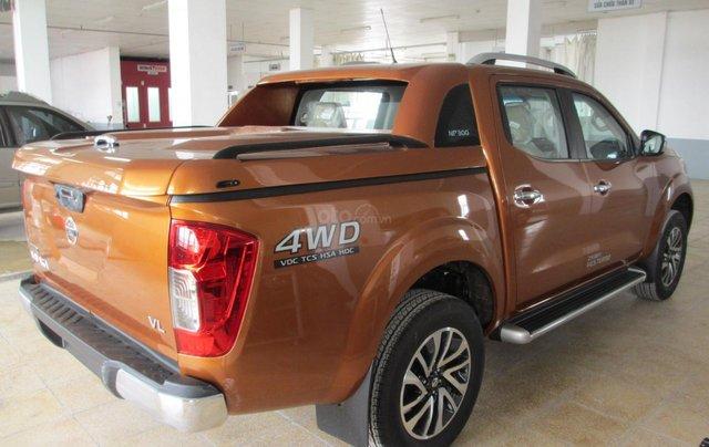 Bán ô tô Nissan Navara VL 2019, màu cam, nhập khẩu3