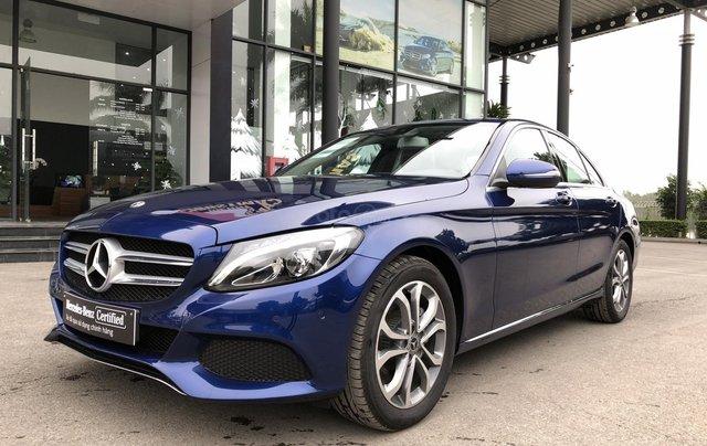 Cần bán Mercedes C200, màu xanh nội thất đen0