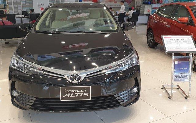 Toyota Altis 1.8G giao ngay, chiết khấu tiền mặt trực tiếp, lắp đặt phụ kiện chính hãng0