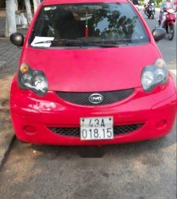 Cần bán lại xe BYD F0 sản xuất 2010, màu đỏ, nhập khẩu4
