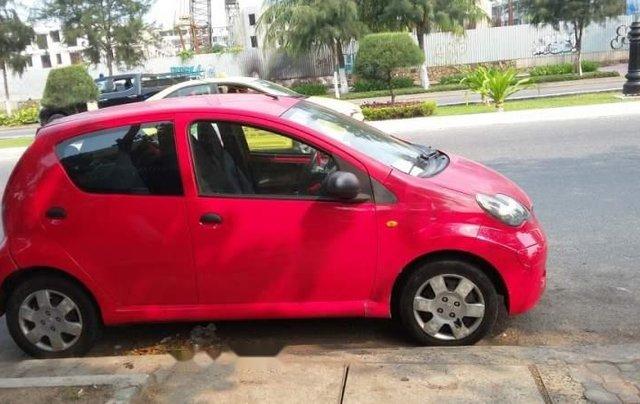 Cần bán lại xe BYD F0 sản xuất 2010, màu đỏ, nhập khẩu3