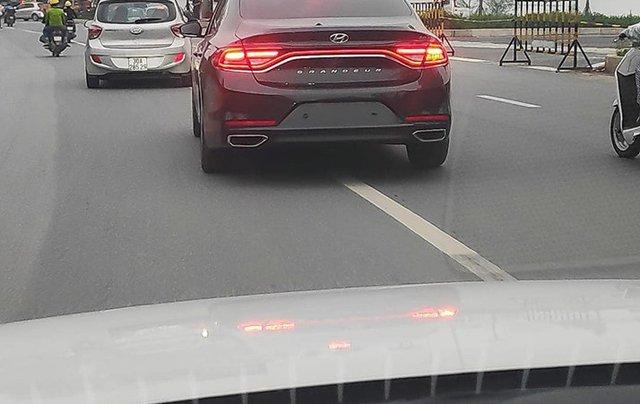 Hyundai Grandeur 2019 bất ngờ xuất hiện tại Việt Nam, thay thế Sonata?