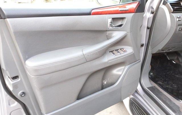 Lexus LX 570 model 2009, màu bạc, nhập khẩu, đặc biệt toàn bộ còn zin theo xe, cực mới, chỉ 2 tỷ 180 triệu6