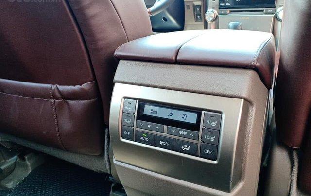 Cần bán xe Lexus GX460 năm 2009, màu vàng cát, xe nhập7