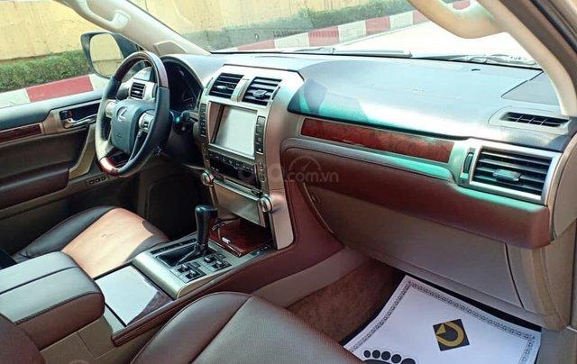 Cần bán xe Lexus GX460 năm 2009, màu vàng cát, xe nhập4