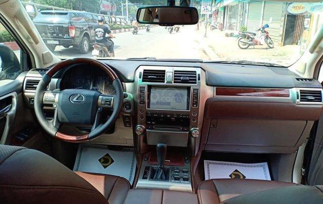 Cần bán xe Lexus GX460 năm 2009, màu vàng cát, xe nhập5