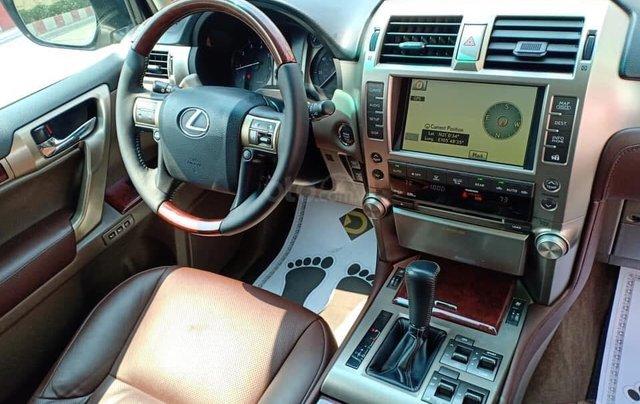 Cần bán xe Lexus GX460 năm 2009, màu vàng cát, xe nhập6