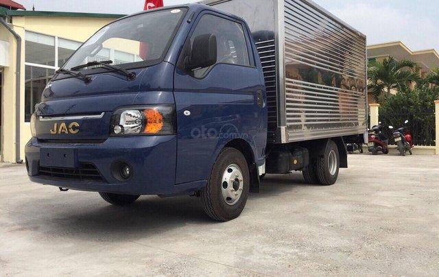 Bán xe tải JAC X5 tải 990kg, 1.25 tấn, 1.5 tấn Cabin New Porter full options0