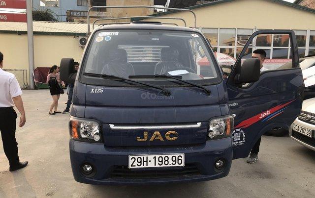 Bán xe tải JAC X5 tải 990kg, 1.25 tấn, 1.5 tấn Cabin New Porter full options3