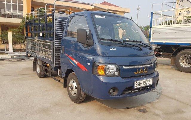 Bán xe tải JAC X5 tải 990kg, 1.25 tấn, 1.5 tấn Cabin New Porter full options4