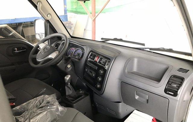 Bán xe tải JAC X5 tải 990kg, 1.25 tấn, 1.5 tấn Cabin New Porter full options5