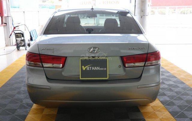 Cần bán xe Hyundai Sonata 2.0MT sản xuất năm 2009, màu xám (ghi), nhập khẩu giá cạnh tranh4