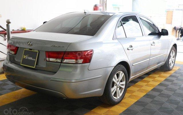 Cần bán xe Hyundai Sonata 2.0MT sản xuất năm 2009, màu xám (ghi), nhập khẩu giá cạnh tranh3