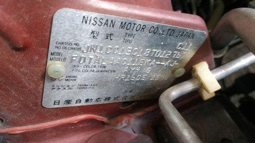 Gia đình bán Nissan Tiida 1.6 AT năm 2008, màu đỏ  4
