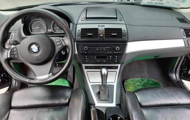 Bán BMW X3 2008, màu đen, xe nhập, số tự động 2