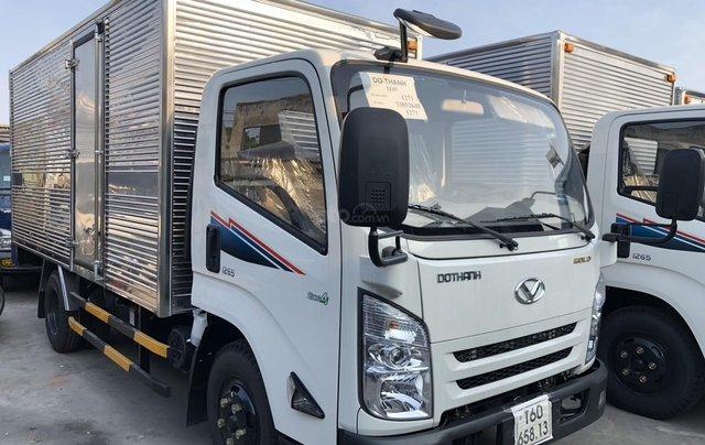 Hyundai Đô Thành IZ65 1T9 – 3T5 tấn thùng kín dài 4m31