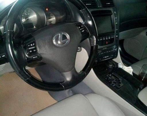 Bán xe Lexus GS 300 đời 2005, màu bạc, xe nhập chính chủ3