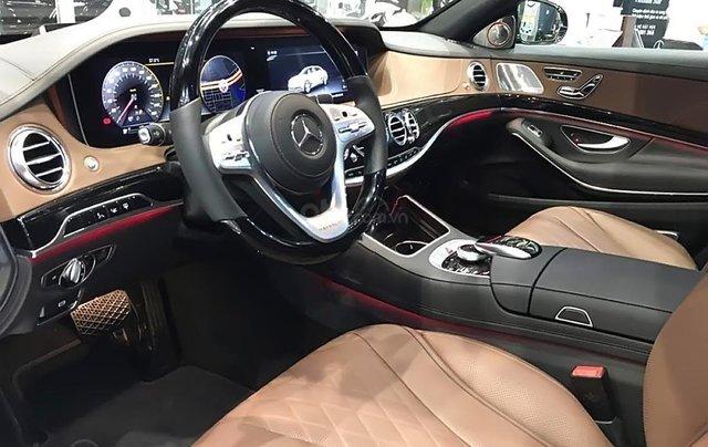 Bán xe Mercedes S450 4Matic sản xuất năm 2019, nhập khẩu nguyên chiếc3