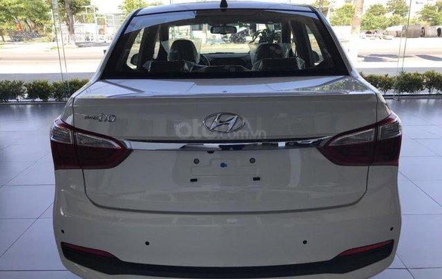 Cần bán Hyundai Grand i10 Sedan 1.2MT sản xuất 2019, màu trắng, nhập khẩu CKD, liên hệ: 09059769501