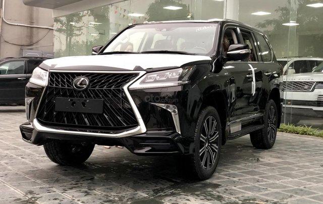 Bán xe Lexus LX 570 Super Sport năm sản xuất 2019, màu đen, nhập khẩu nguyên chiếc, LH 0905098888 - 0982.84.28380