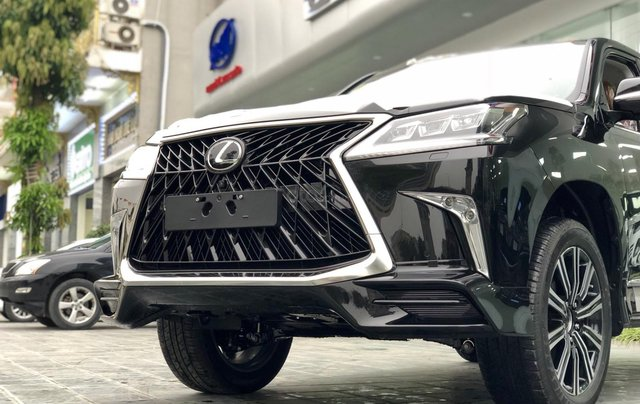 Bán xe Lexus LX 570 Super Sport năm sản xuất 2019, màu đen, nhập khẩu nguyên chiếc, LH 0905098888 - 0982.84.28382