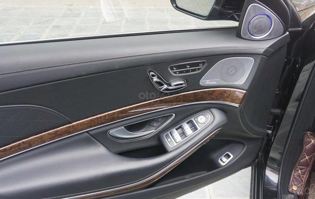 Cần bán xe Mercedes S500 sản xuất 2016, ĐK 2017 nhập khẩu8