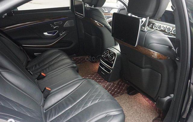 Cần bán xe Mercedes S500 sản xuất 2016, ĐK 2017 nhập khẩu12