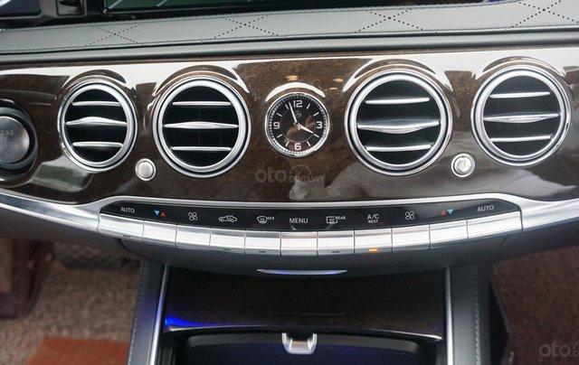 Cần bán xe Mercedes S500 sản xuất 2016, ĐK 2017 nhập khẩu14
