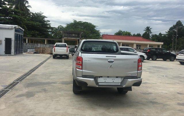 [Ưu đãi] Mitsubishi Triton số sàn, động cơ 2.5 + Turbo, nhập Thái, cho góp: 80%. LH ngay: 0905.91.01.993