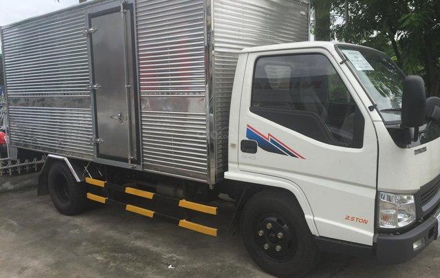 Bán xe tải Đô Thành IZ49 2T3, thùng kín 4m2