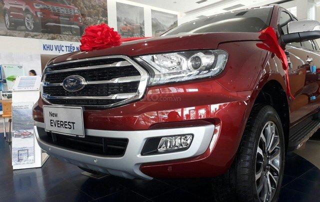 An Đô Ford bán Ford Everest Titanium 2.0 nhập năm 2019, giá tốt nhất thị trường, tặng full phụ kiện, LH 09742860092
