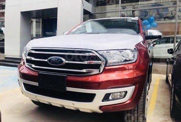 An Đô Ford bán Ford Everest Titanium 2.0 nhập năm 2019, giá tốt nhất thị trường, tặng full phụ kiện, LH 09742860093