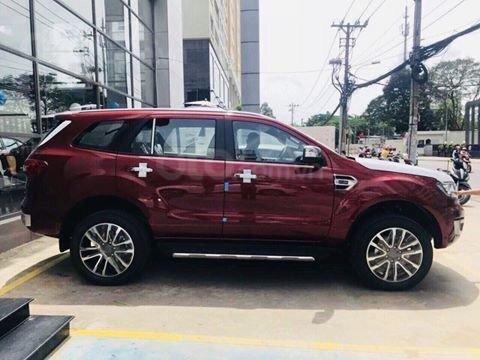 An Đô Ford bán Ford Everest Titanium 2.0 nhập năm 2019, giá tốt nhất thị trường, tặng full phụ kiện, LH 09742860094
