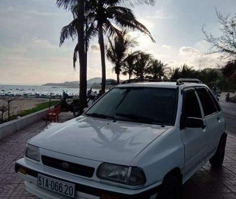 Bán Kia CD5 sản xuất năm 2002, màu trắng, tay lái trợ lực, kính điện, ga côn số nhẹ nhàng0