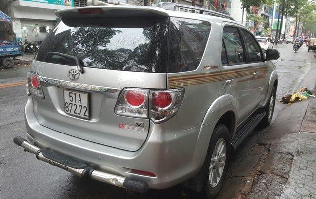 Bán xe Toyota Fortuner V. 2.7 máy xăng T6/2014. Liên hệ: 0913715808 - 0942892465 Thanh3