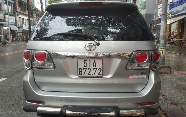 Bán xe Toyota Fortuner V. 2.7 máy xăng T6/2014. Liên hệ: 0913715808 - 0942892465 Thanh4