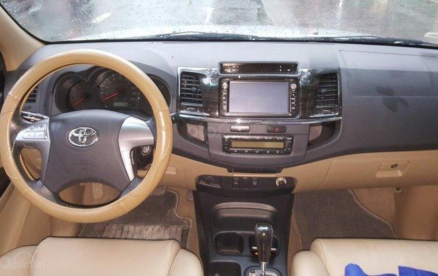Bán xe Toyota Fortuner V. 2.7 máy xăng T6/2014. Liên hệ: 0913715808 - 0942892465 Thanh6